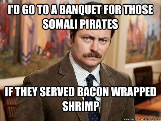 The Best Ron Swanson Food Quotes   giggles   Ron swanson ...