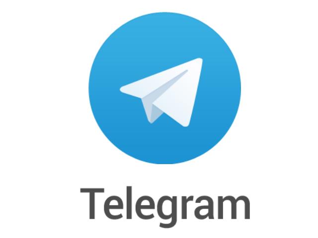 Aplikasi Telegram Kini Bisa Kirim Video Telegram Logo Instant Messaging Iphone Logo