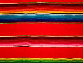 Sarape Pattern from a Mexican textile | oh so colorful ... Mexican Blanket Texture
