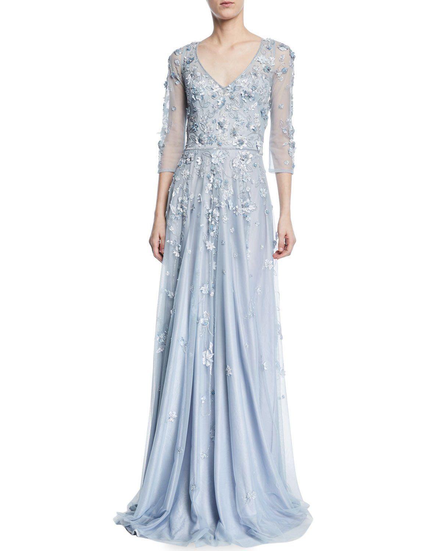 23++ Sky blue wedding dress tulle information