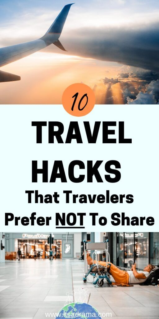 Photo of 10 Travel hacks That You Will Never Share