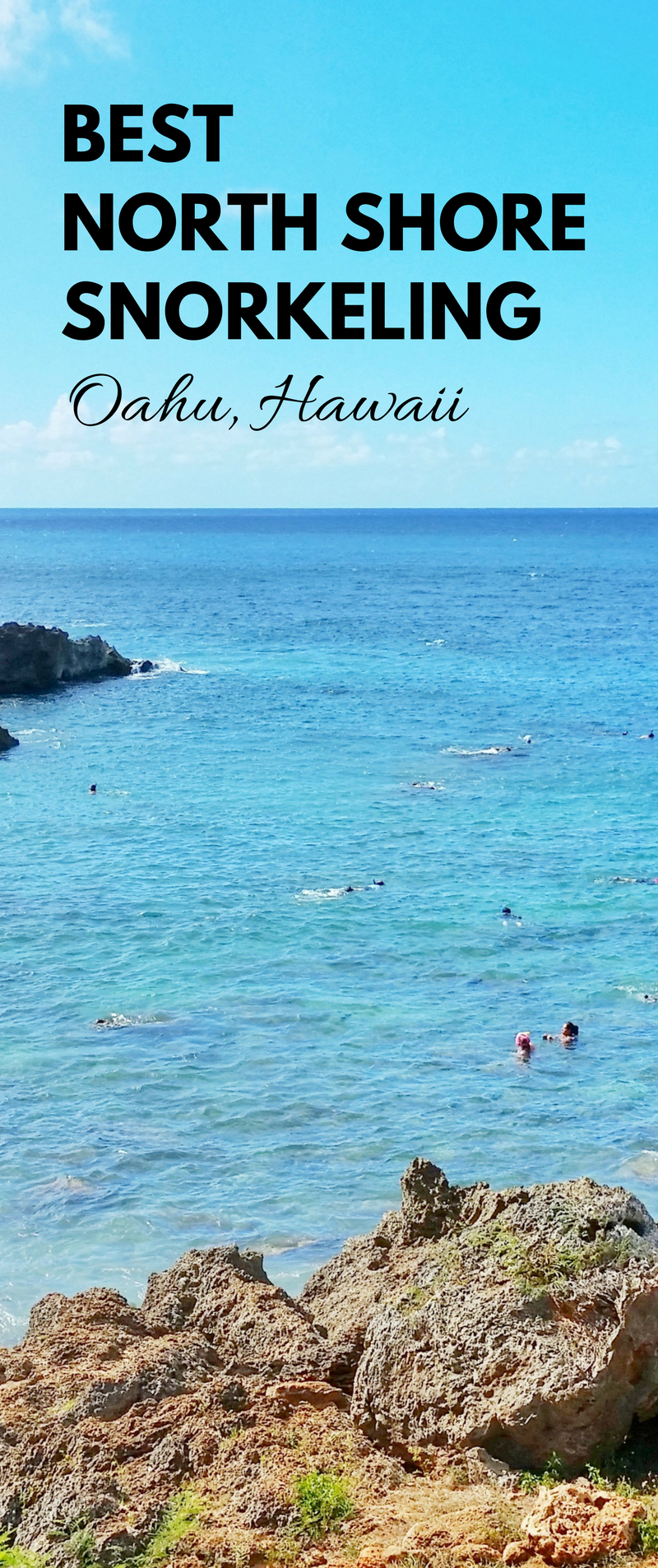 North Shore Snorkeling Best Spots To Snorkel On North Shore