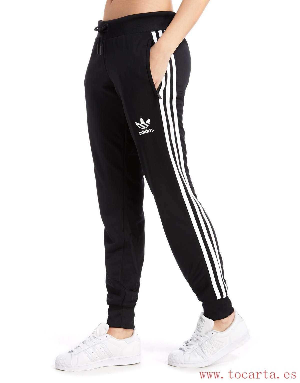más Nuestra compañía Atento  pantalones adidas mujer 2019 ropa verano barata online