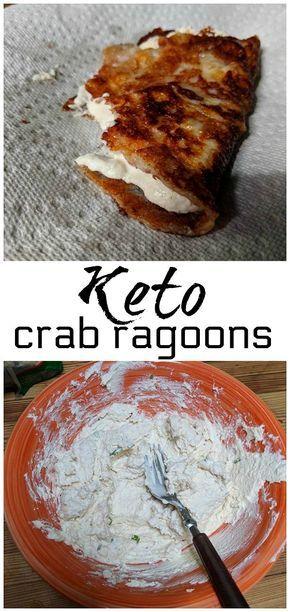 Photo of Keto Crab Ragoons – Crafty Morning