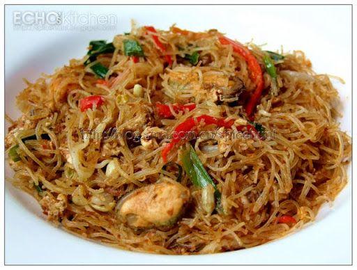 A taste of memories echos kitchen mee siam malaysian spicy a taste of memories echos kitchen mee siam malaysian spicy fried rice vermicelli ccuart Images