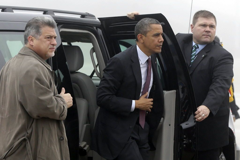 whisked. The secret service agents whisked the president ...