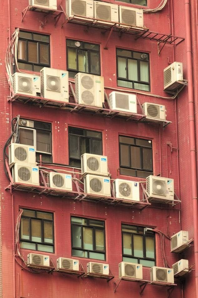 How air conditioners contribute to inequality and 'energy