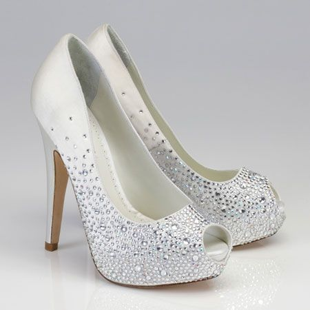 Wedding Shoes With Bling Planning App How To Organise An