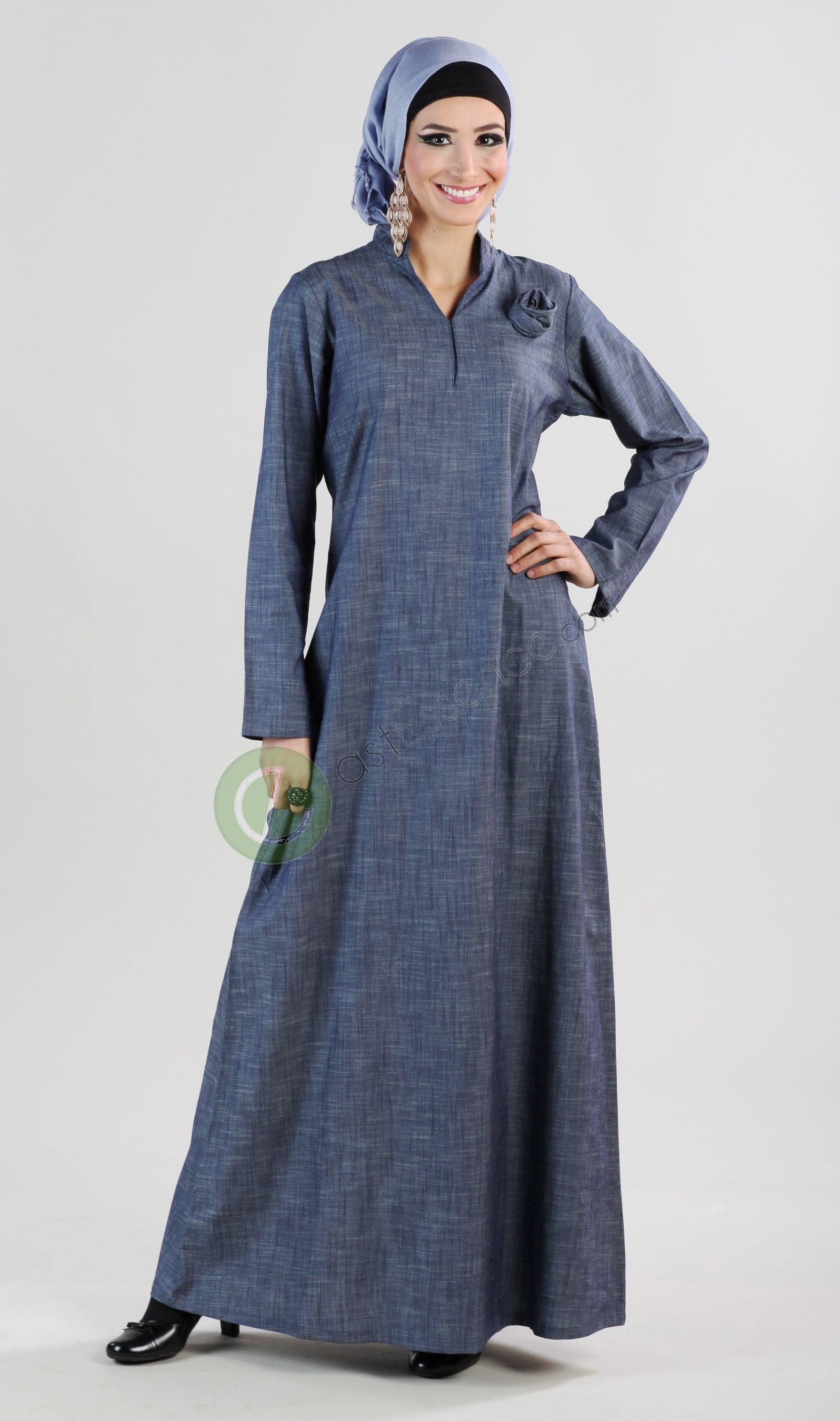 Hadeel Abaya  Traditional Islamic Clothing for Women 538dbaa5a9b7