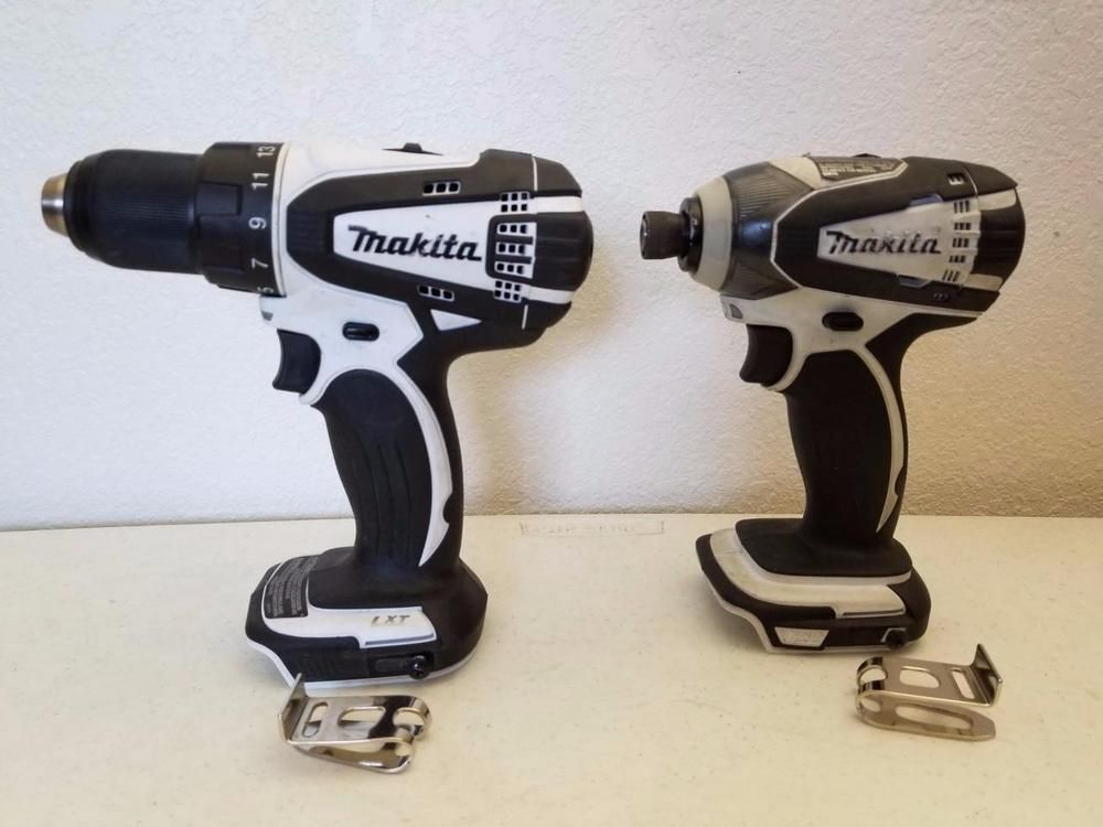 $69 95 Used Makita XDT04 Impact Driver LXFD01 1/2
