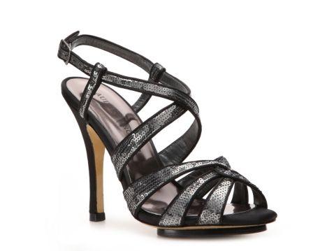 Audrey Brooke Faith Platform Sandal