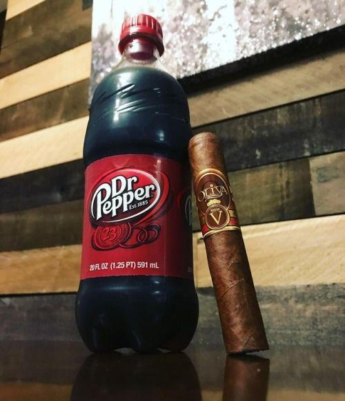 Olivacigar Drpepper Olivaseriev Cigarsforthewin Cigars Cigars Cigar Art Smokies