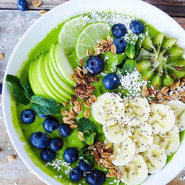 Smoothie Bowl Rezepte – dm Online Shop #fruitsmoothie