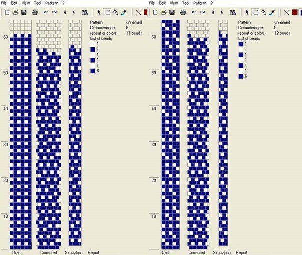 Pin de Diversosenlared en geometricos | Crochet perlé, Crochet y ...