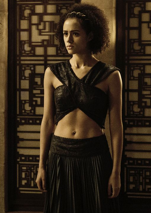 Missandei In Game Of Thrones 608 No One X Nathalie Emmanuel