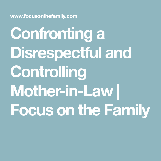 Focus on the family dating advice