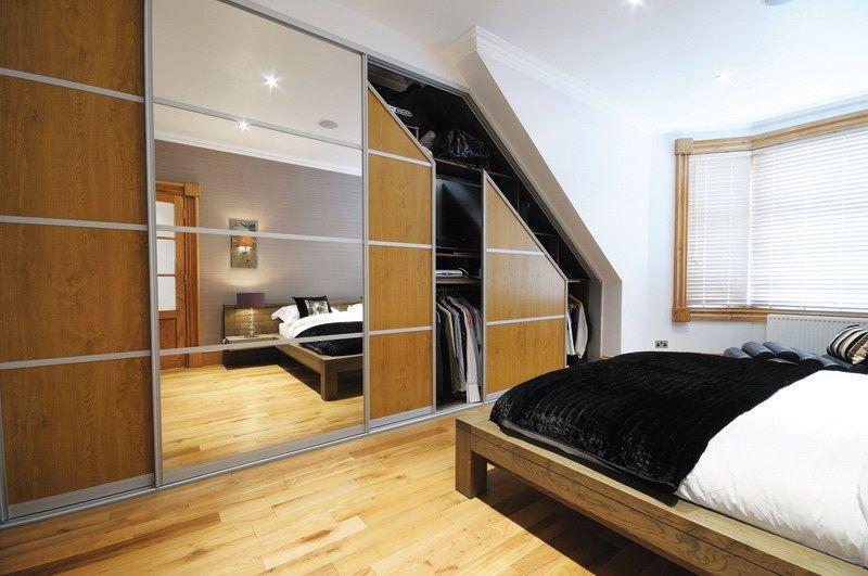 Шкаф купе в спальню + 140 ФОТО Всех Видов Шкафов   Дизайн ...