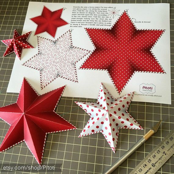 Diy Christmas Tree Garland Printable Christmas Tree Decor