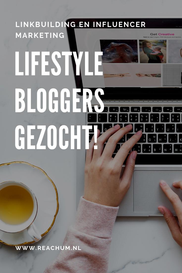 Lifestyle Bloggers Gezocht Voor Betaalde Opdrachten Geld Verdienen