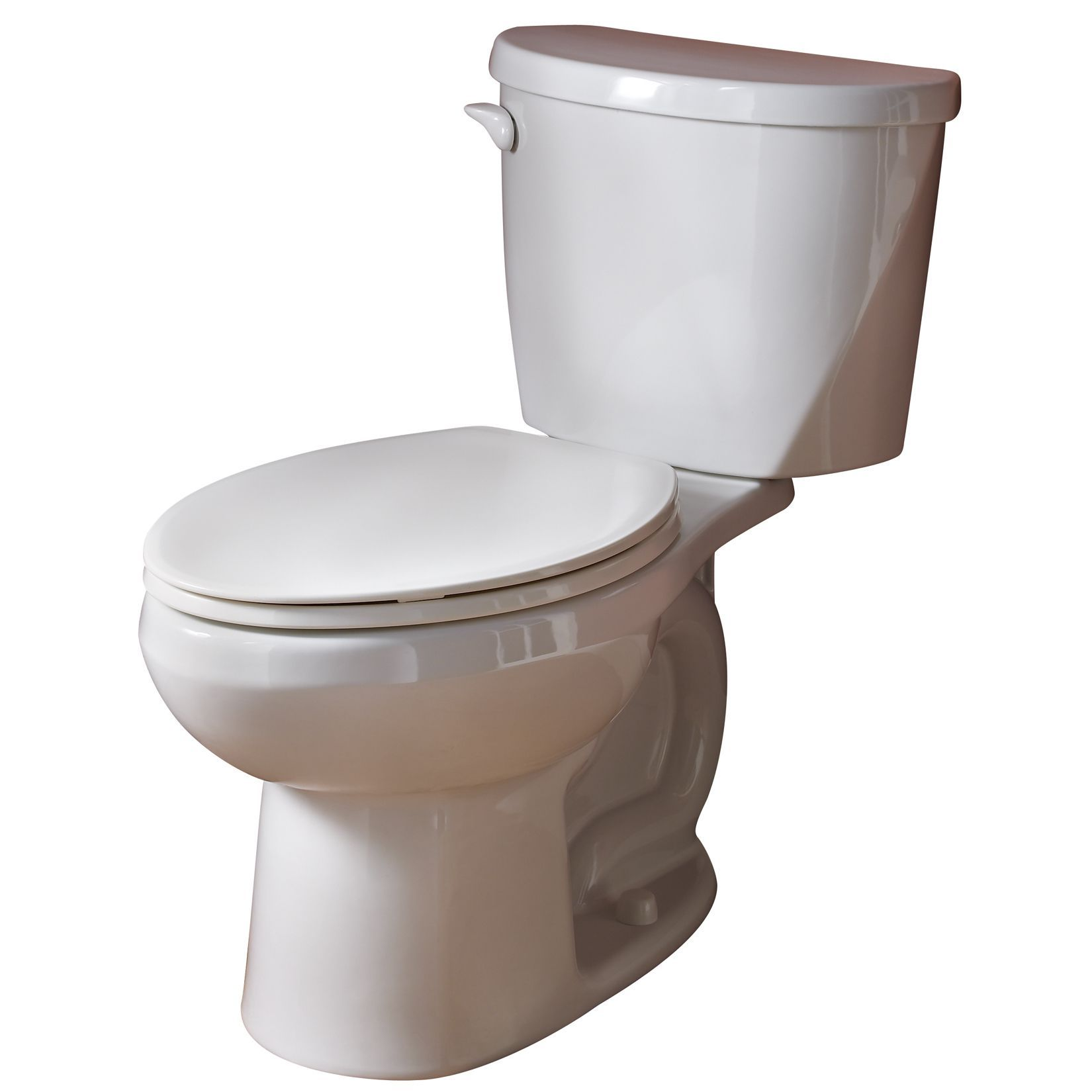 American Standard 020 White Elongated Toilet To Go Toil2go