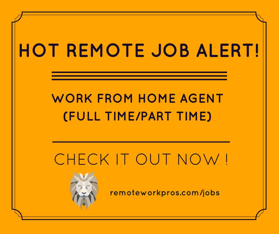 Pin on Remote Job Listings