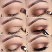 Photo of 40 simple step-by-step makeup tutorials you can love – 40 …