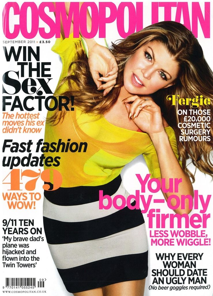 cosmopolitan magazine online dating The online dating world is full of advice, some of it more useful than others  had  her writing showcased in popular magazines such as look and cosmopolitan.