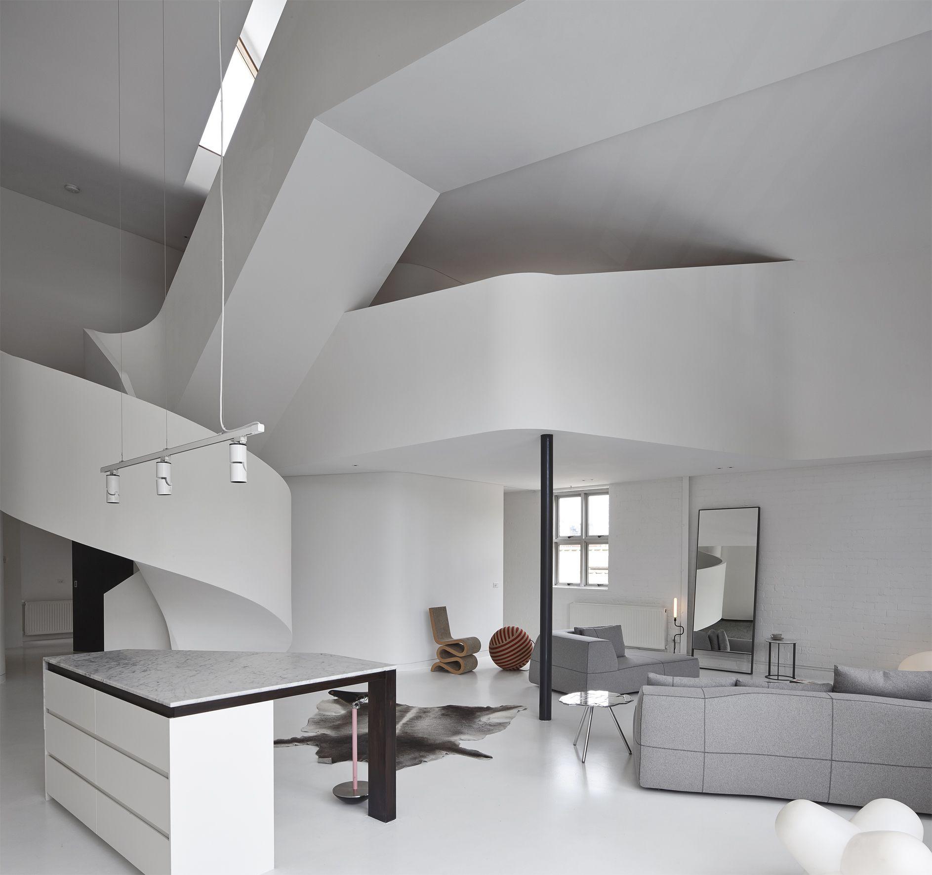 Adrain Amore ― Loft Apartment In West Melbourne