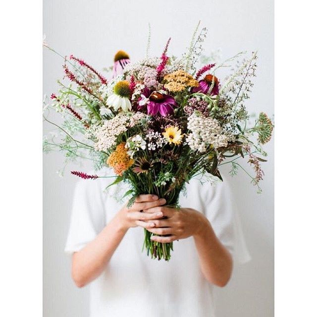 W I L D F L O W E R ✖️ #prettylittlebunches #melbourne #florist #floristry #flowers #comingsoon