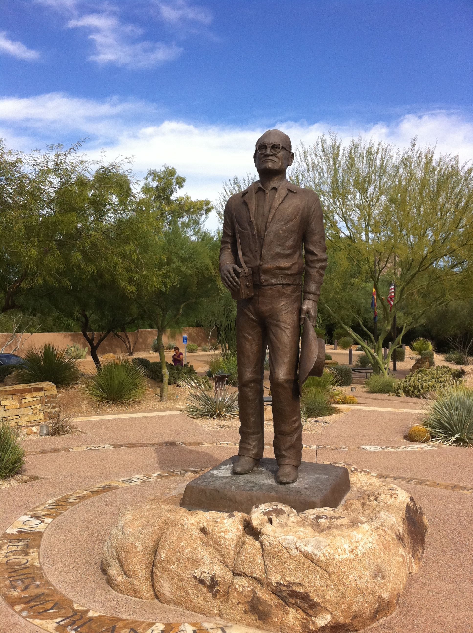 Barry Goldwater Paradise Valley Arizona
