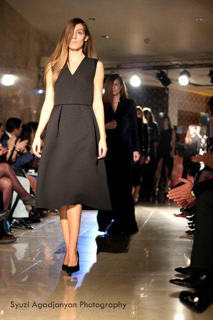 #Armenian #FashionWeek - Day 3: George Keburia #georgekeburia #afw #ss14 #2013 #georgian #fashion #designer #lookatmeow