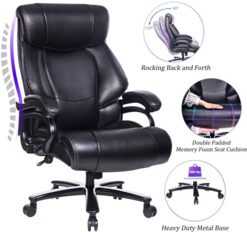 Pin On Best Executive Office Chairs For Big Men