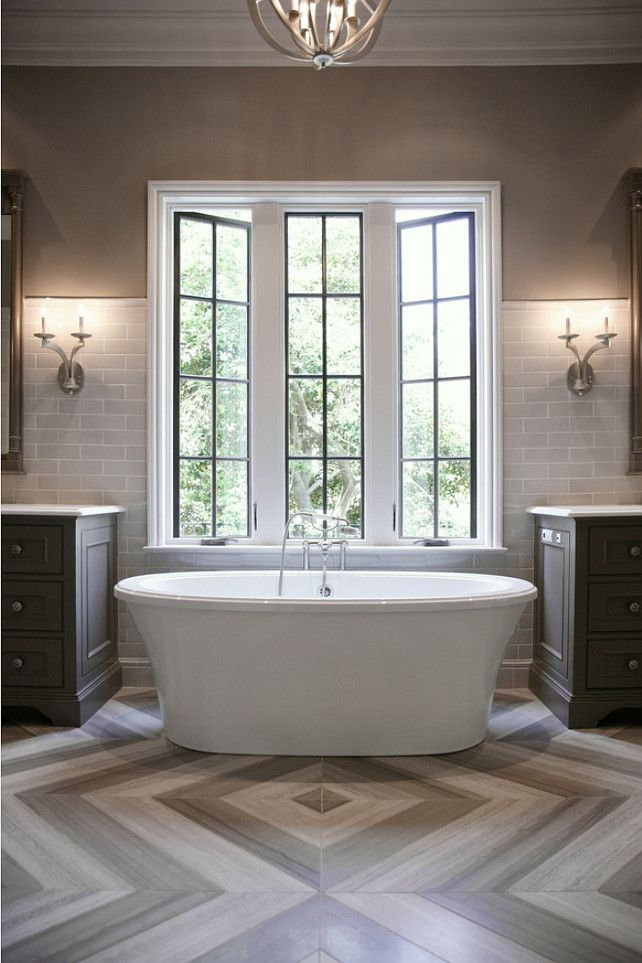 Interior Design Ideas Home Bunch An Interior Design Luxury Homes Blog Herringbone Tile Floors Floor Design Bathroom Design