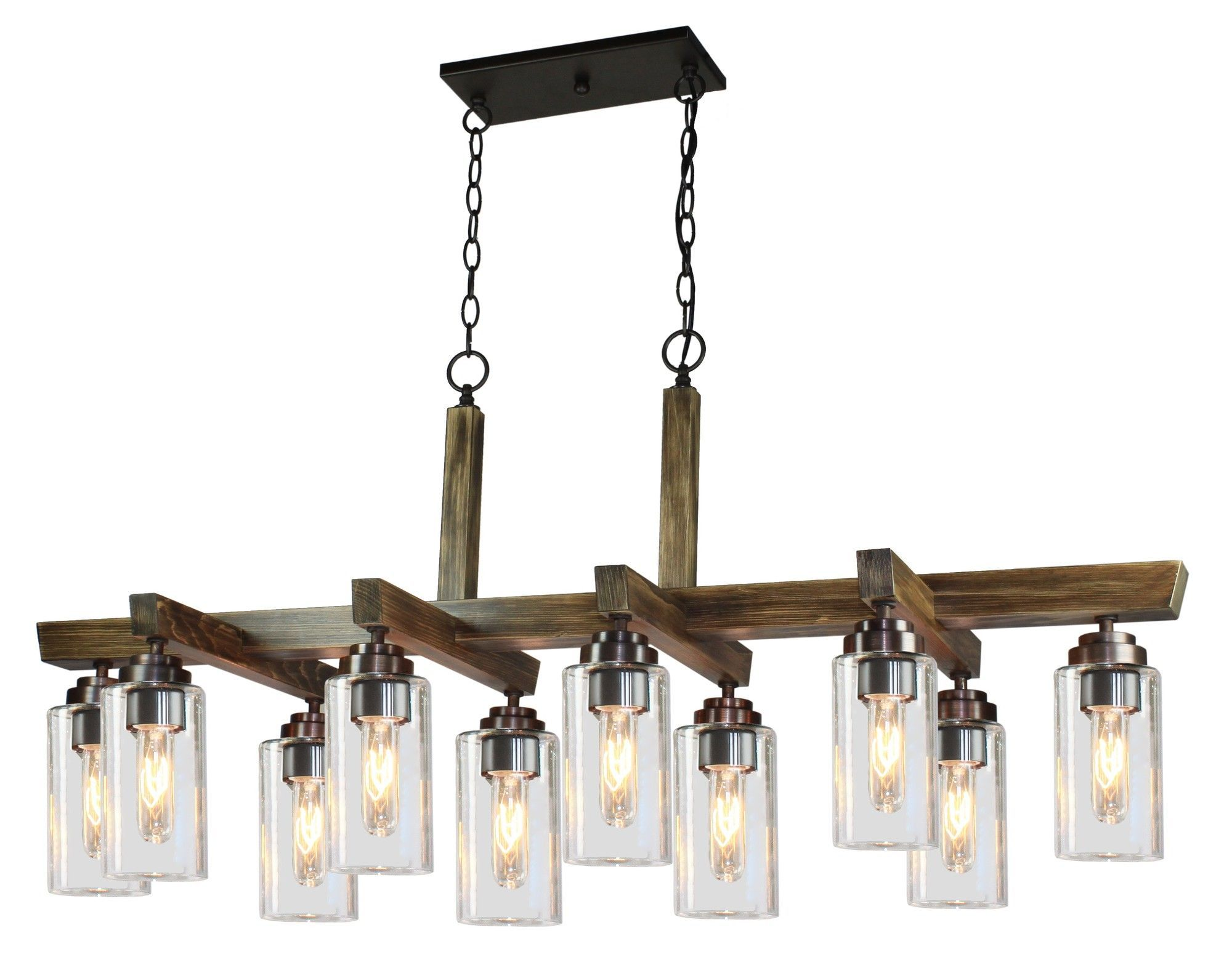 Home Glow 10 Light Pendant
