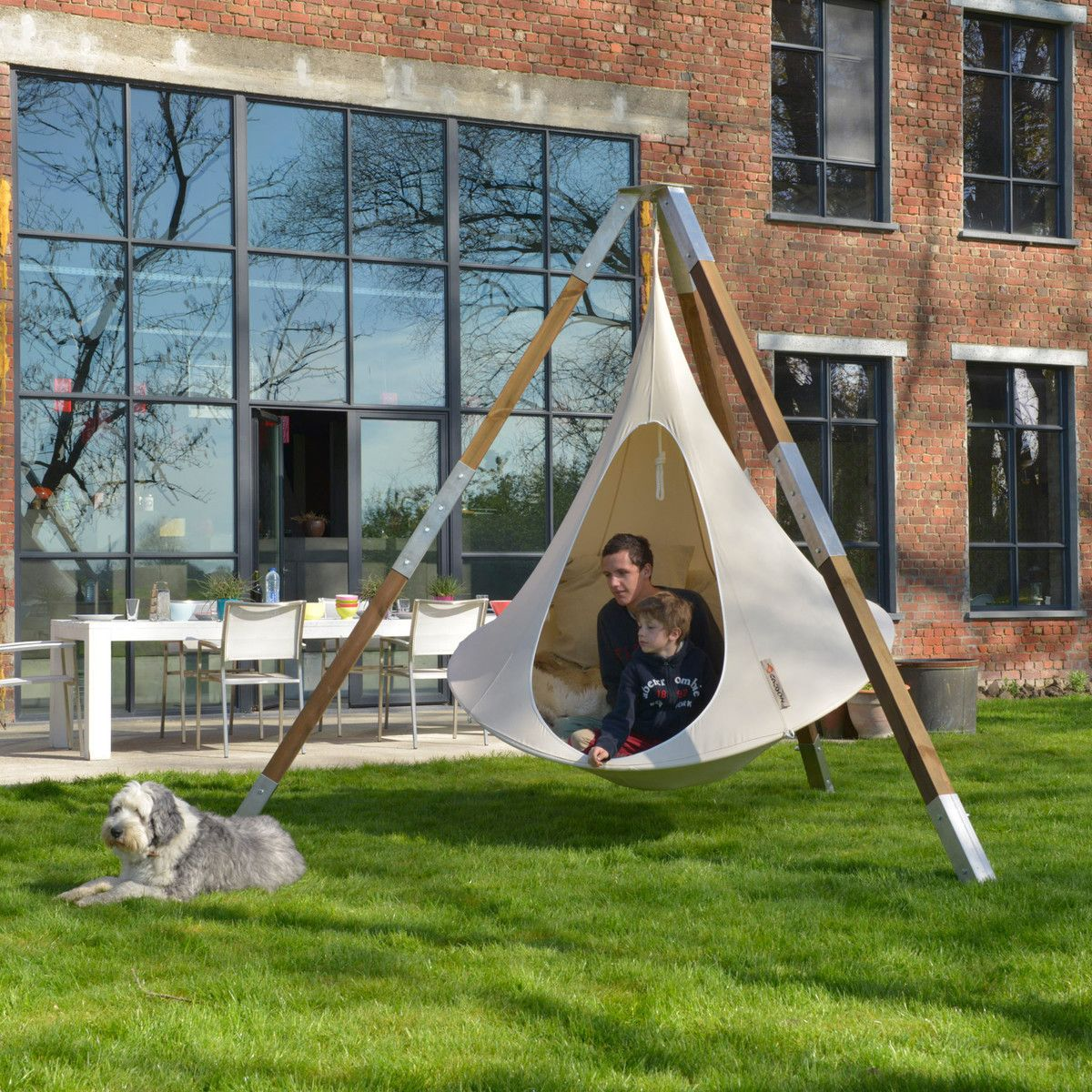 Cacoon Hanging Chair Hanging Chairs By Cacoon Nick Macdonald Home Patio Hammock