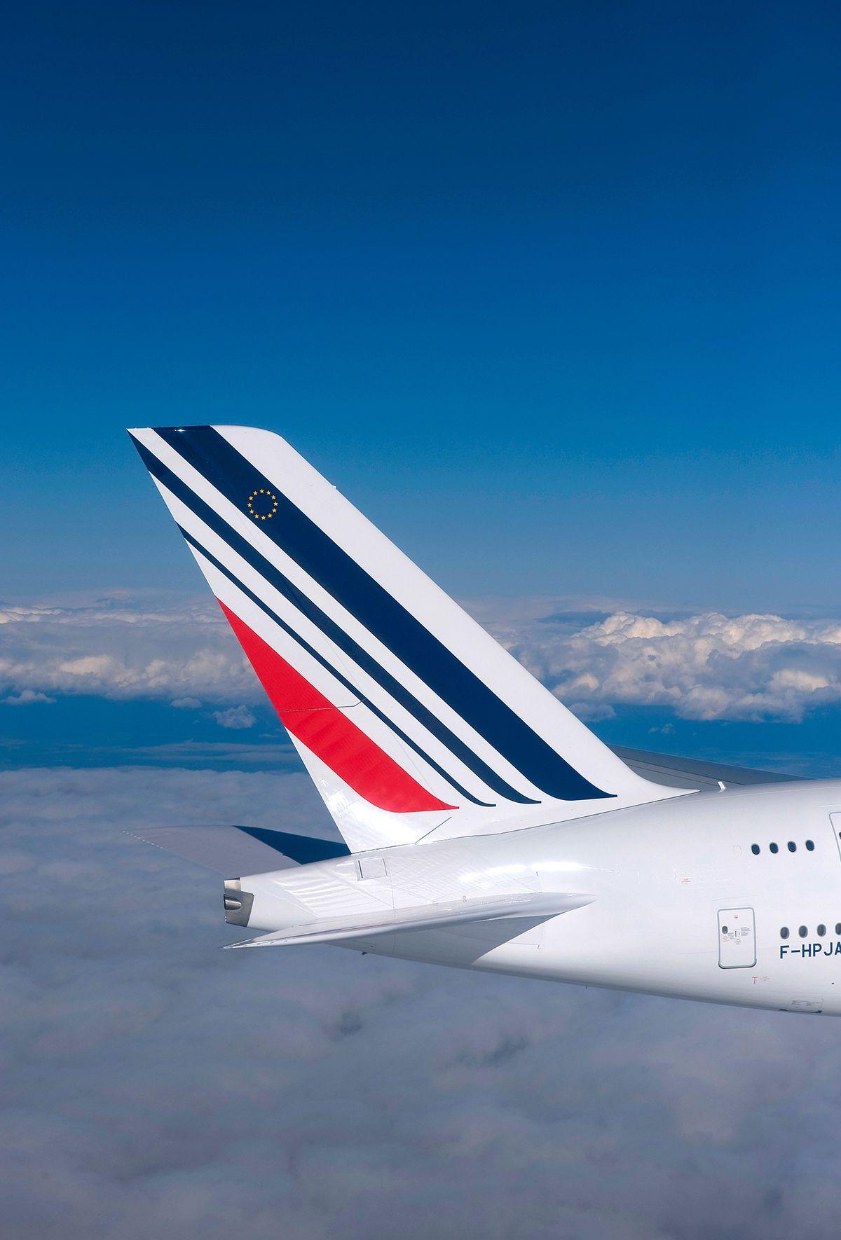 Vol Air France Dallas Paris