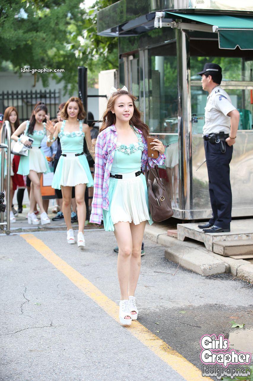 Profile Kandidat A-Pink pengganti Yookyung