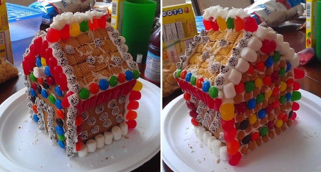 Gluten Free Gingerbread House Recipe Gingerbread house