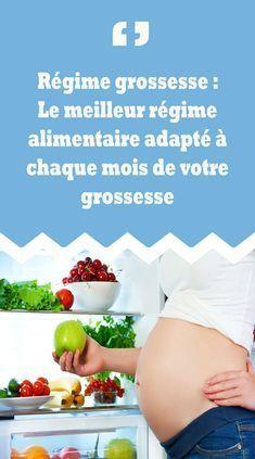 grossesse et alimentation
