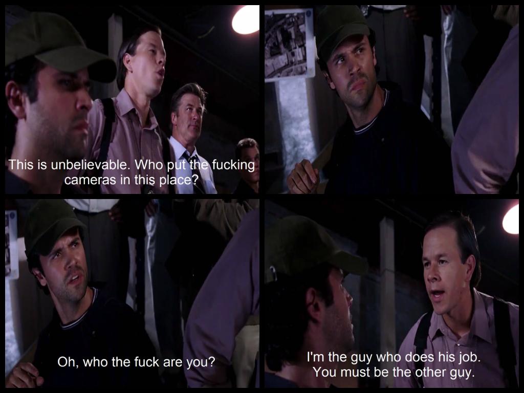 The Departed 2006 Mark Wahlberg Dignam My Favorite Movie