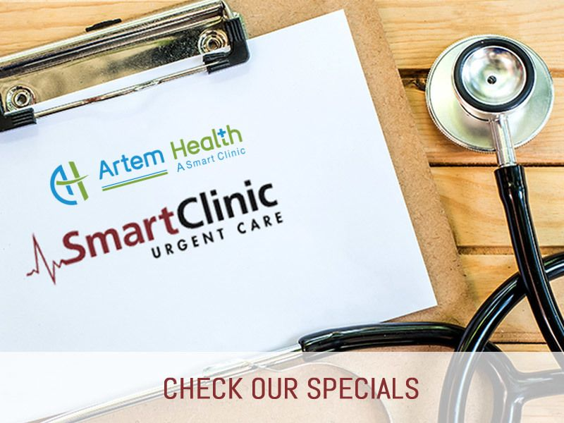Artemhealth urgent care smart clinic in India Clinic