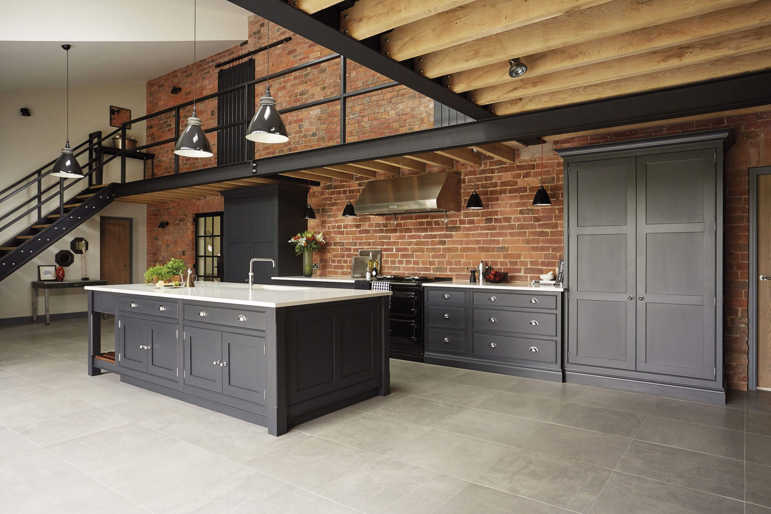 Industrial Style Kitchen Industrial style kitchen