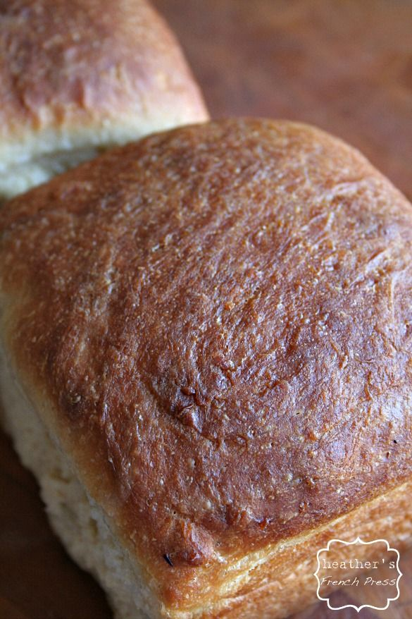 Almond Milk Bread ~ adapted from Home Baking | Recipe ...