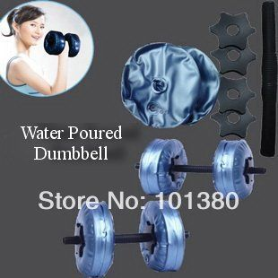 Free Shipping Water Filled Dumbbells For Sale Water Filled Dumbbells Adjustable Body Building Gym Equipment Dumbbells For Sale Adjustable Dumbbells Dumbbell