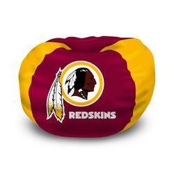 Terrific Redskins Bean Bag Chair Redskins Bean Bag Chair Uwap Interior Chair Design Uwaporg