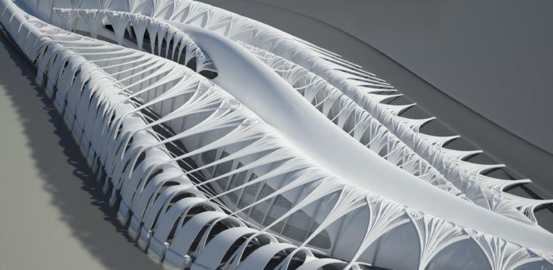 Parametric Design Studies on Novel Interiorities for Existing ...