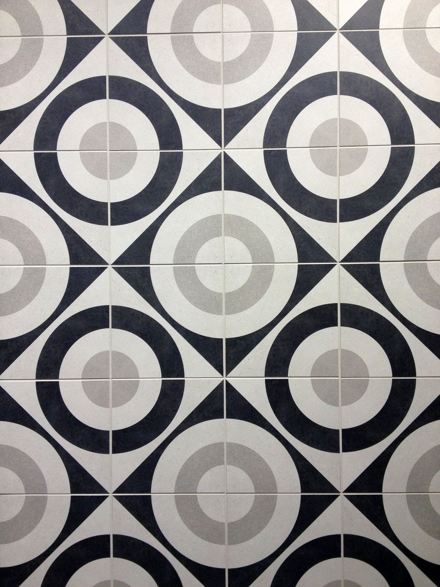 Cementine Black Amp White By Fioranese Interesting Tile