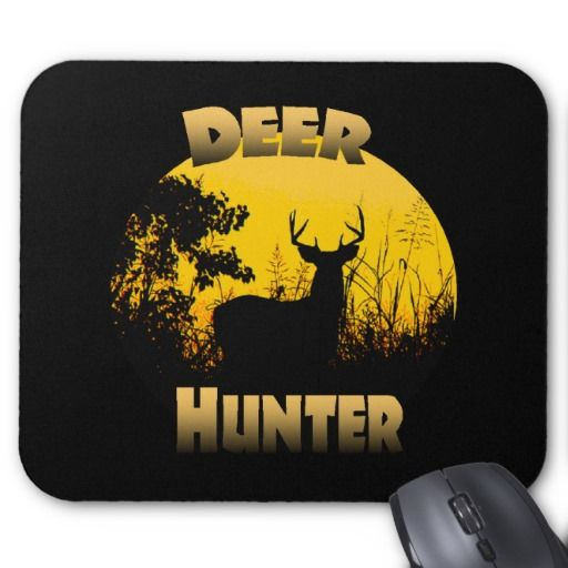 =>quality product          Deer Hunter Mousepad           Deer Hunter Mousepad you will get best price offer lowest prices or diccount couponeHow to          Deer Hunter Mousepad lowest price Fast Shipping and save your money Now!!...Cleck Hot Deals >>> http://www.zazzle.com/deer_hunter_mousepad-144089673514128120?rf=238627982471231924&zbar=1&tc=terrest