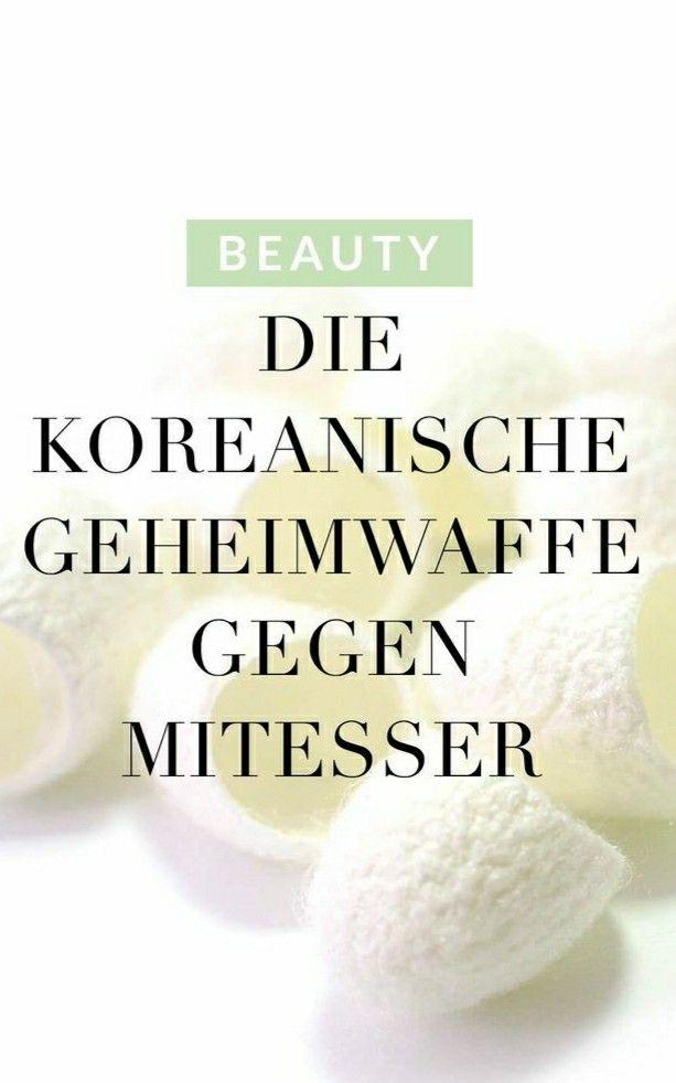Mit diesem koreanischen Beauty-Tipp werden Sie Mitesser endlich los! Hier entdecken!#koreanischeBea...