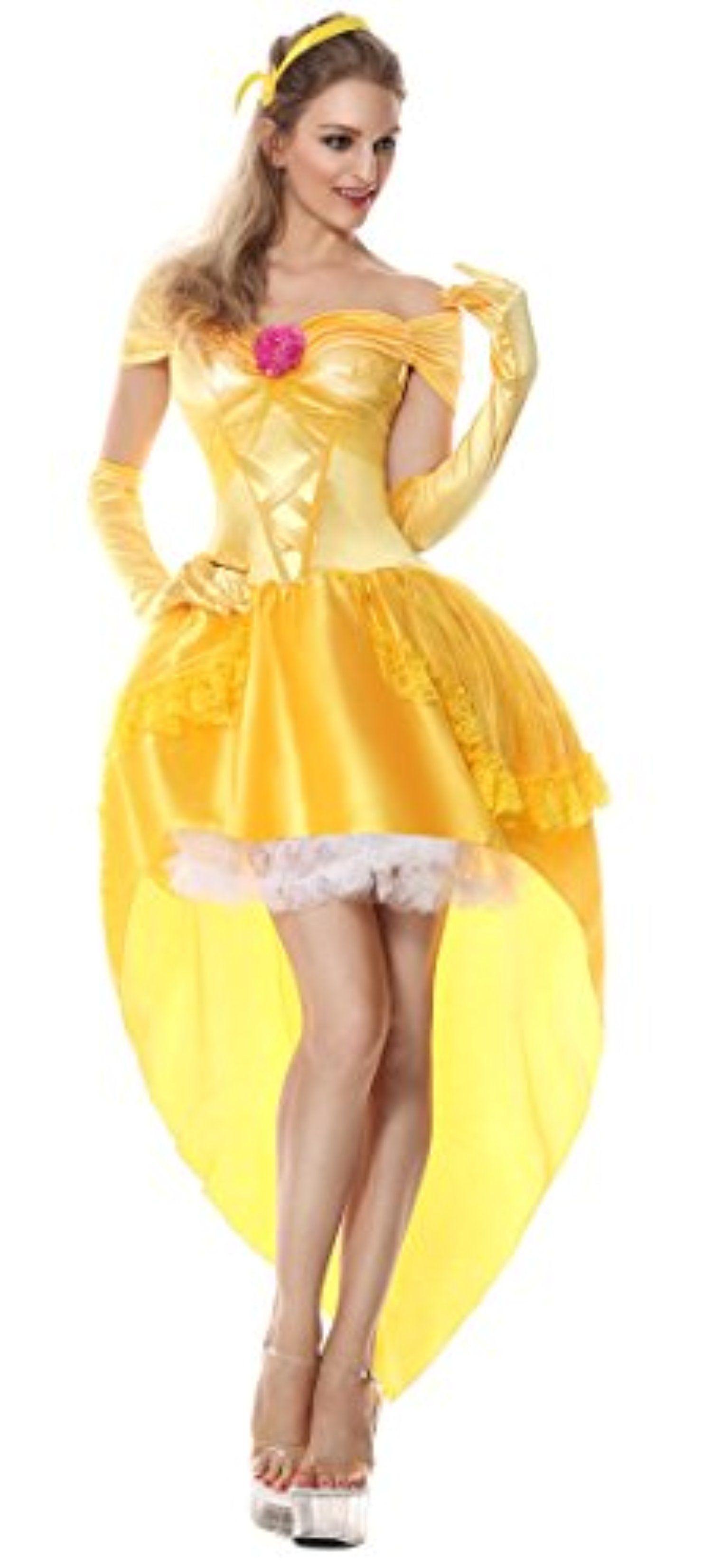killreal women's enchanting princess belle storybook halloween